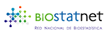 Biostatnet, (open link in a new window)