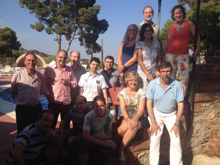 Retreat GRBIO - Group