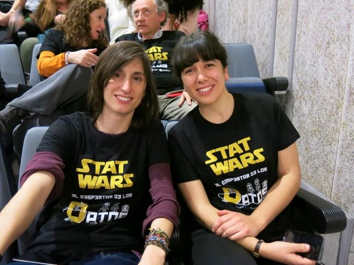 STAT WARS 18 - Lore & Natalia